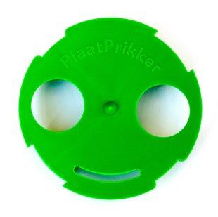 <p>PlaatPrikker groen</p>